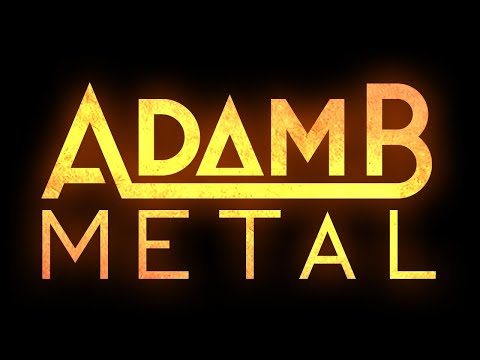 Adam B. Metal: Live Songwriting Session #24: creating an intro song to an Anime that doesn't exist
