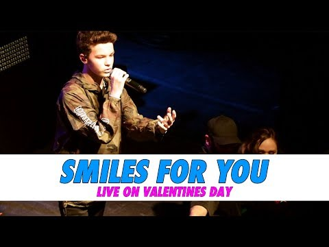 Hayden Summerall - Smiles For You (Live in Salt Lake City)