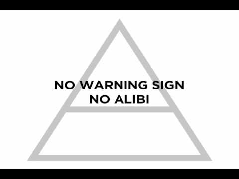 "Thirty Seconds to Mars - ""Alibi"" Lyrics"