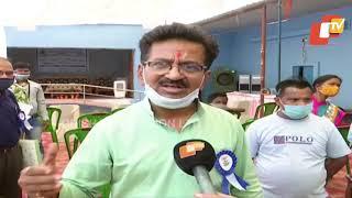 BJD MLA Sarada Nayak Praises Govt Decision To Strictly Enforce COVID Guidelines