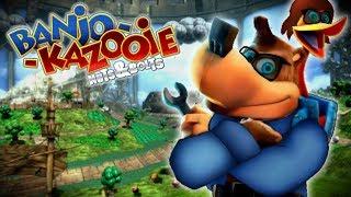 AuGuHuhst will never die! Banjo-Kazooie Nuts & Bolts Stream! (Part 1/2)