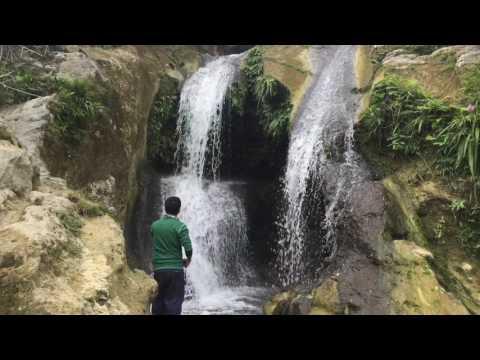 Exploring San Fernando's Bugho Falls