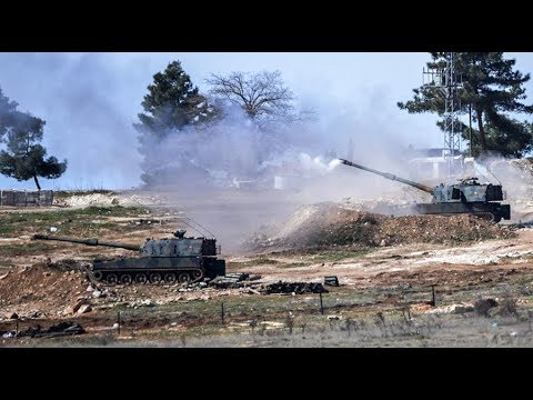 News. TURKEY ATTACKS SYRIA