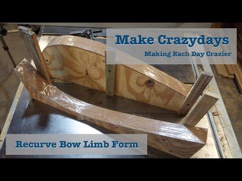 Recurve Bow Limb Form
