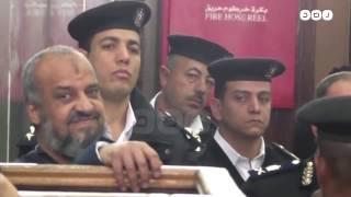 رصد | جلسة المحكمة اليوم حول قضية فض رابعة