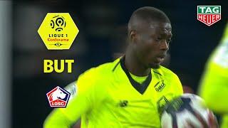 But Nicolas PEPE (90' +3 pen) / Paris Saint-Germain - LOSC (2-1)  (PARIS-LOSC)/ 2018-19