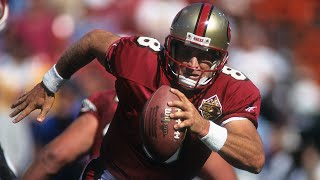 #81: Steve Young   The Top 100: NFL's Greatest Players (2010)   NFL Films