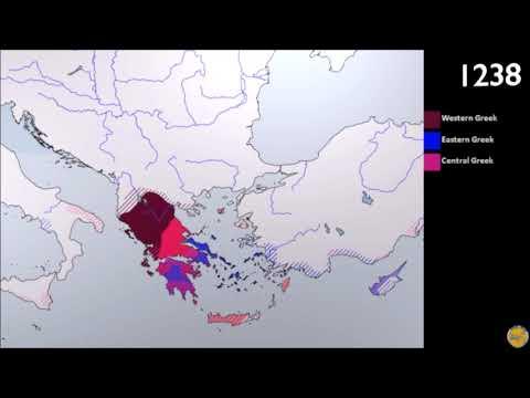 History Of The Greek Language