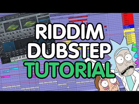 HOW TO MAKE WONKY RIDDIM DUBSTEP