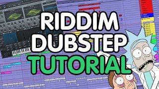 HOW TO MAKE WONKY RIDDIM DUBSTEP