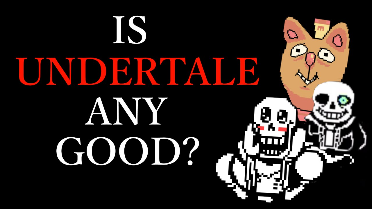 Is Undertale An... Undertale Free