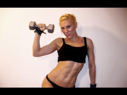 Fitness - Extreme Workout Challenge - Тренировка в один круг
