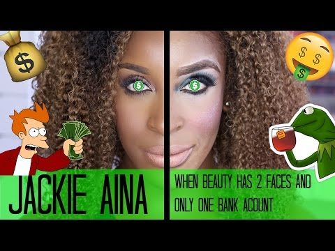 Jackie Aina: When Beauty Has 2 Faces But Only One Bank Account