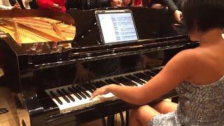 Yuja Wang: Tritsch-Tratsch Polka Yuja Wang Plays Tritsch-Tratsch Polka by J. Strauss II/Cziffra. After Tsinandali Festival. September 22., From YouTubeVideos