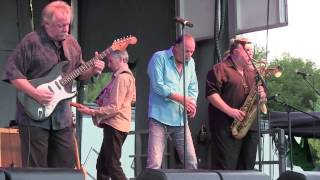 "Downchild Blues Band: ""Somebody Lied"", Southside Shuffle, Port Credit, Toronto 2013"