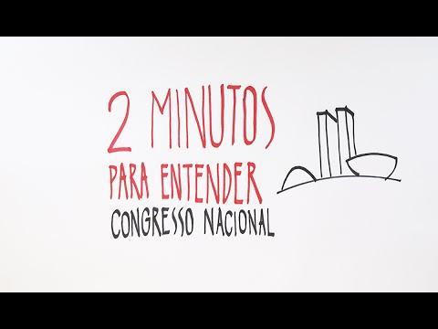 2 minutos para entender - Congresso Nacional