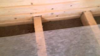 видео Полы в деревянном доме своими руками: устройство и монтаж