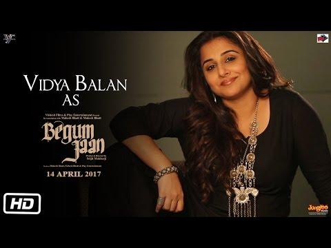 Begum Jaan Making | Vidya Balan As Begum Jaan