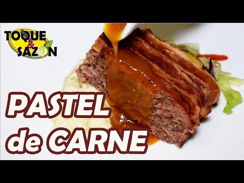 PASTEL DE CARNE + salsa Gravy