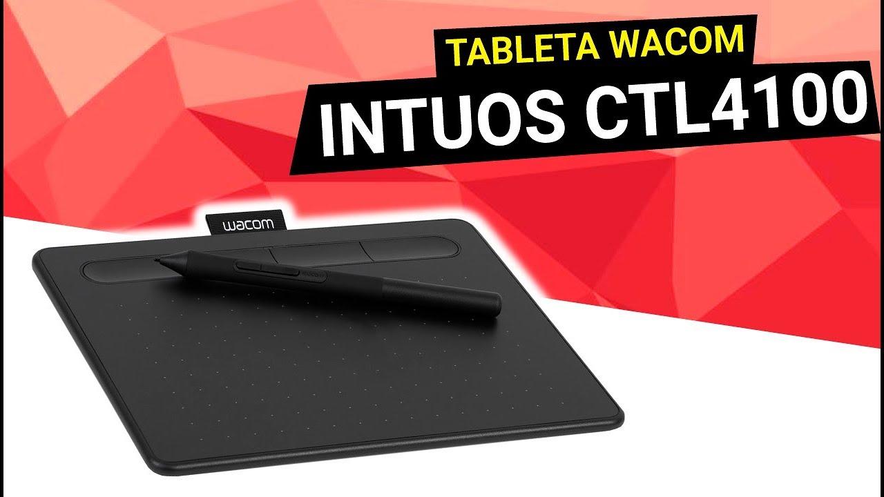 Tableta Wacom CTL 4100 - ¿Qué tan sencillo es dibujar en digital? 🤔