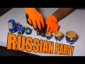 RUSSIAN DOLL vs. DRILL PRESS | How to have fun with russian girls