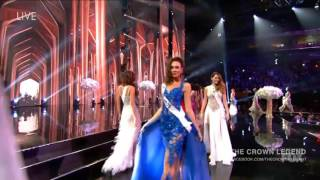 Miss Universe 2016 - Evening Gown Competition