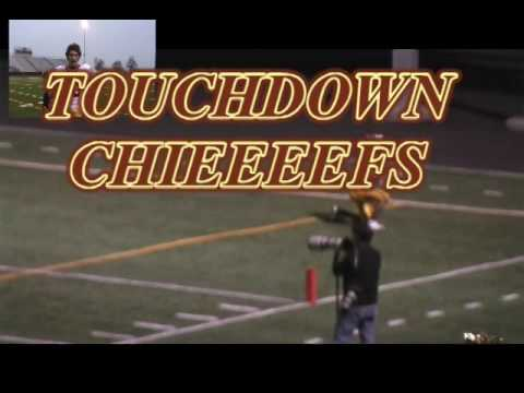 2009 Moses Lake High School Chiefs Football Sr. Highlights