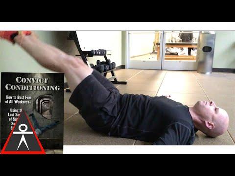 Improve Your Leg Raises in 5 Minutes