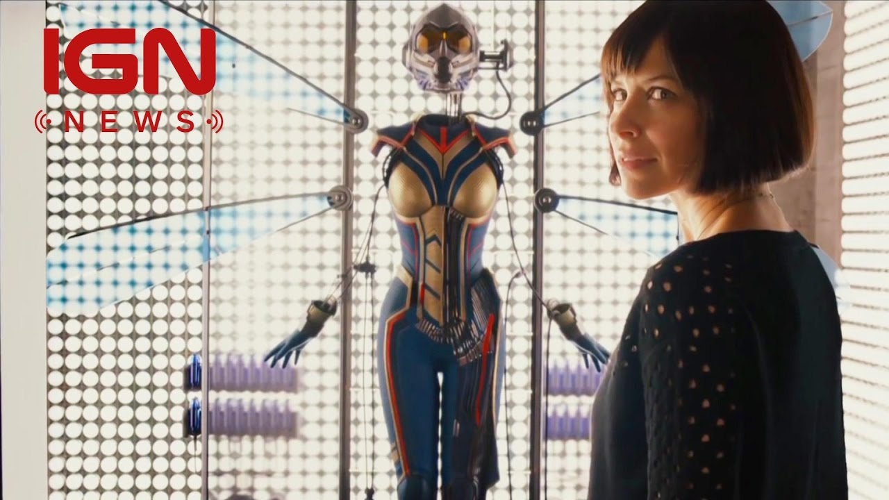 The Wasp Will Be in Avengers 4, But Not Infinity War – IGN News