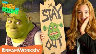 Shrek WASN'T From a Swamp?! | WHAT THEY GOT RIGHT