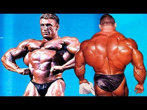 THE JUGGERNAUT - Dorian Yates - Bodybuilding Motivation (2018)