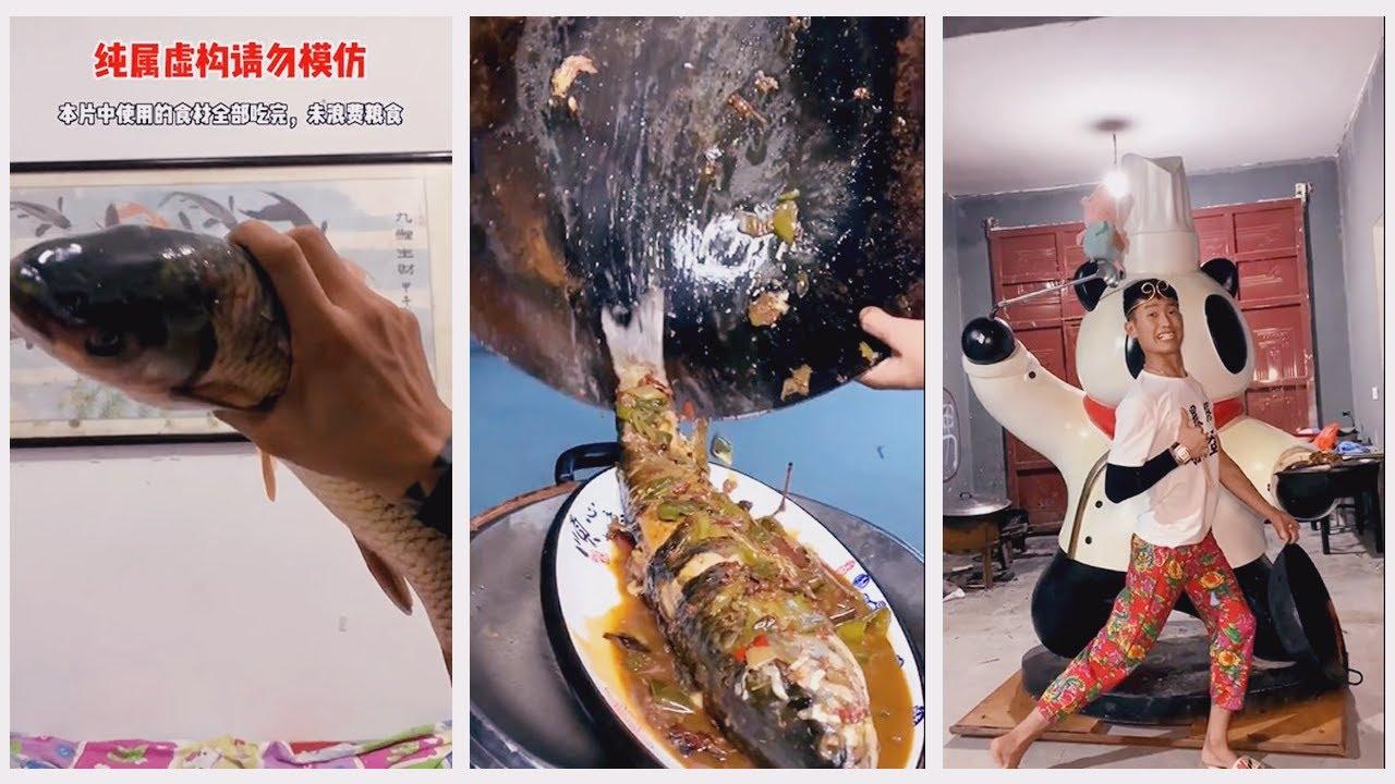 Ẩm Thực Trung Hoa | Trà Sữa Tv Ep.41 | Khi vợ bảo đi chợ nấu cơm