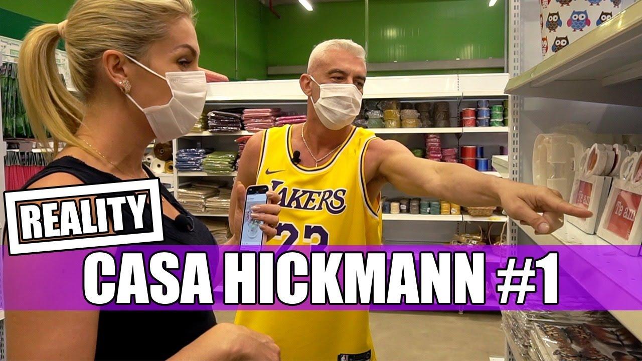 CASA HICKMANN #1| PREPARATIVOS DE ANIVERSÁRIO