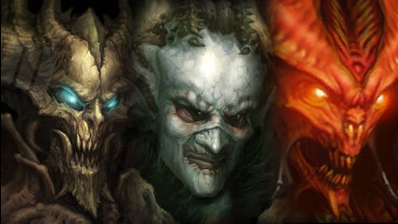 Frases de Mefisto, Baal y Diablo en Diablo 3: RoS ... Baal Diablo 3