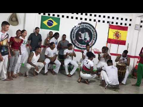 Associação de capoeira tradição da Bahia feira de Santana Bahia(4)