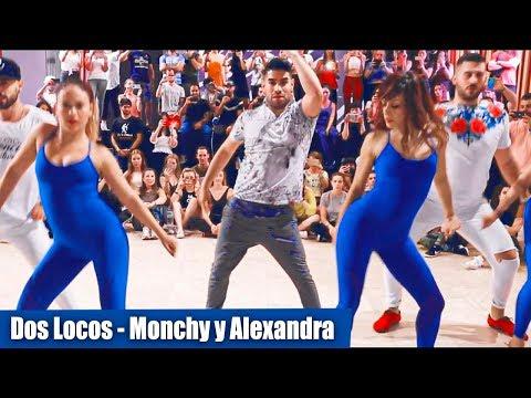 Monchy & Alexandra – Dos Locos / Marco y Sara y Grupo Esencia Bachata dance 2019 /
