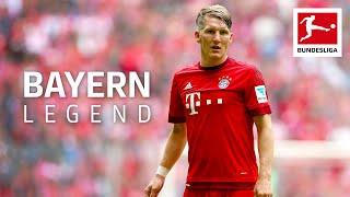 Bastian Schweinsteiger   Top 5 Goals