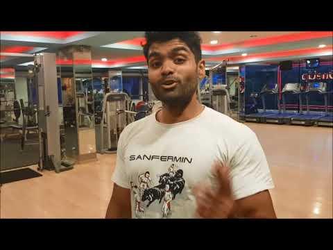 Ultimate Leg Day Workout | OneUp Fitness | Bangalore | 2018