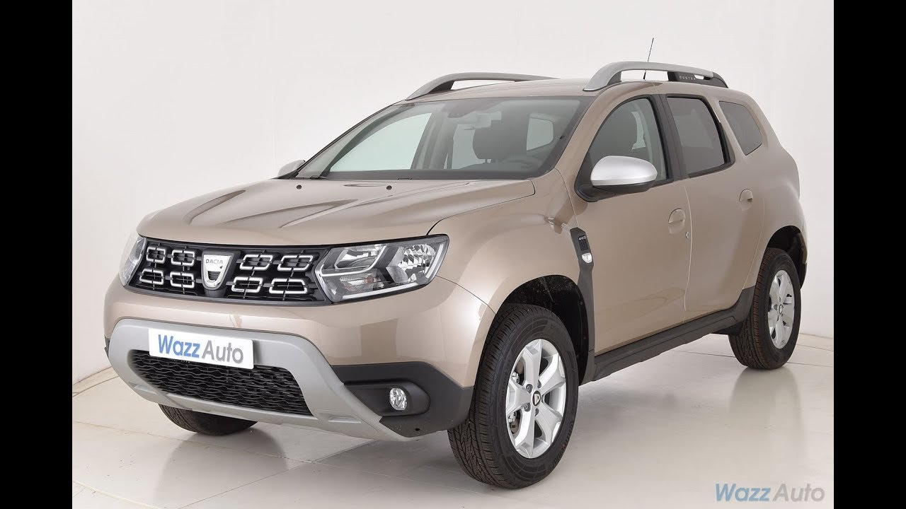dacia duster 2018 confort dci 110 cv 4x4 beige dune youtube. Black Bedroom Furniture Sets. Home Design Ideas