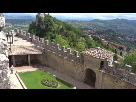 Guaita Tower in San Marino