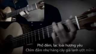 PHO DEM - [hoa tau Duo Guitar] [K'K]