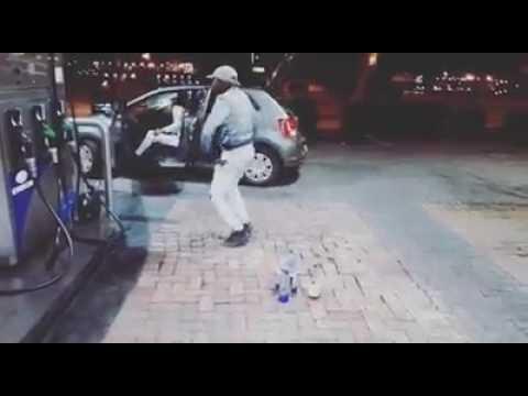 Dj joejo dancing on his new hit single #Malume