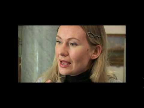 """2/2. Anna Serova (Viola Amati """"La Stauffer 1615"""") and Filippo Faes in """"Fero Dolore"""" by Azio Corghi"""