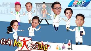HTV Giải mã cơ thể | Cười đau bụng thành viên Biệt đội | GMCT