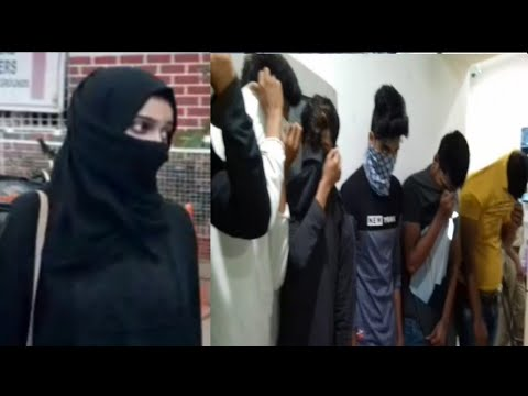 Rave Party in Old City Hyderabad, girls and boys Taken into The Custody Kalapather Police    NEWS 1.