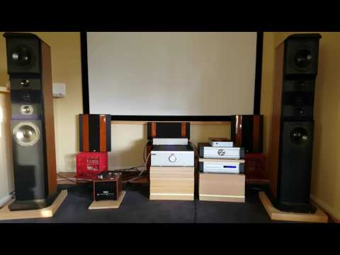 Musical Fidelity M6 500i, Duntech Marquis speakers, PS Audio NuWave DSD DAC, Kimber Kable 8TCs