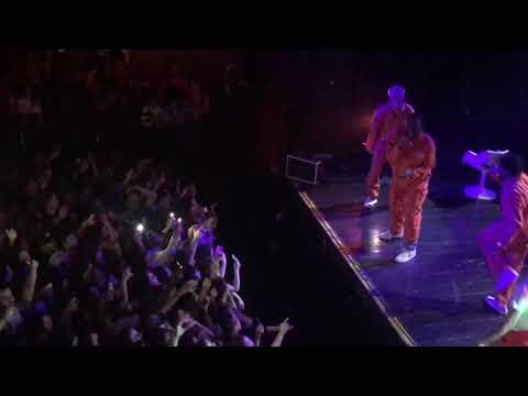 BROCKHAMPTON - STAR (Live at Revolution Live in Fort Lauderdale,FL on 1/25/2018)