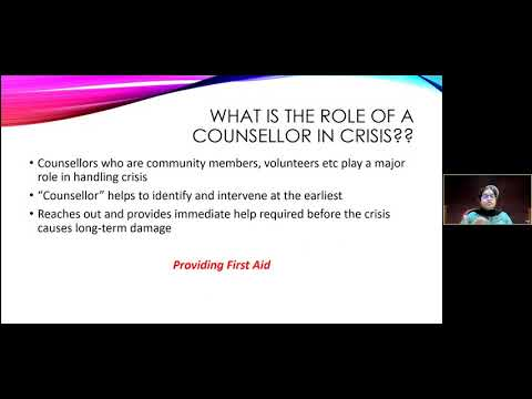Challenging Situations in Counselling