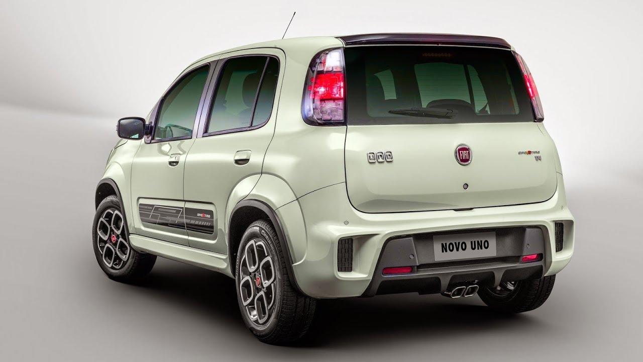 R  26 370-r  36 650 Fiat Uno 2015 75 Cv-88 Cv