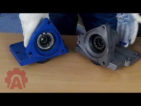Как установить СТАРТЕР вместо ПУСКАЧА ПД-10 на тракторах МТЗ и ЮМЗ